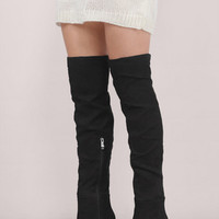 Alberta Over The Knee Boots $82
