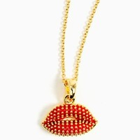 Hot Kiss Necklace