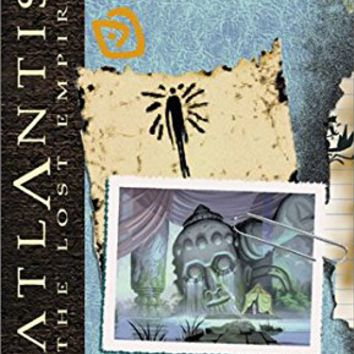 The Journal of Milo Thatch (Atlantis: The Lost Empire)