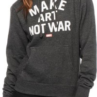 Obey MANW Block Font Hoodie