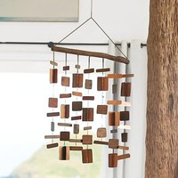 Shoreline Wood Wind Chimes