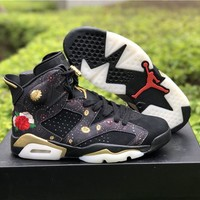 Air Jordan 6 Retro CNY Chinese New Year AJ6 Sneakers - Best Deal Online