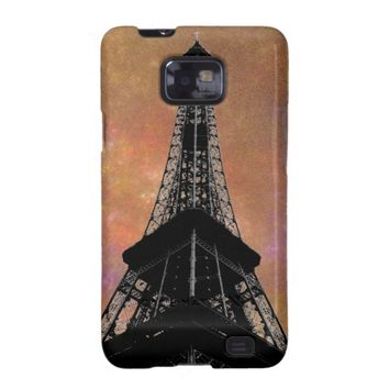 Eiffel Tower Galaxy SII Cover