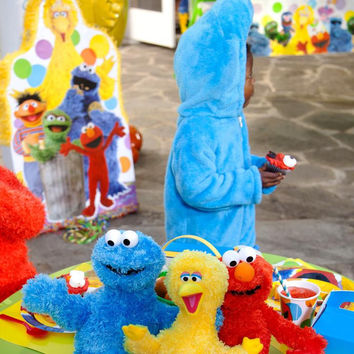 Sesame Street Party Basic Party Pack
