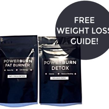 Fat Loss & Detox Package