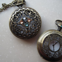 SALE Antique Pocket Watch - Customize Working and New