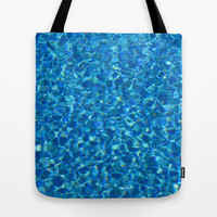 Reflections on the Bottom Tote Bag by Lena Photo Art
