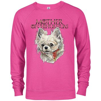 Chihuahua Sweater, Sweatshirt For Women, Girls - Mother of Chihuahuas