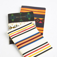Boho Blanket Statements Notebook Set by Chronicle Books from ModCloth