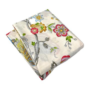 Tache 2 Piece Cotton Quiet Morning Garden Pillowcase (2155-PC)