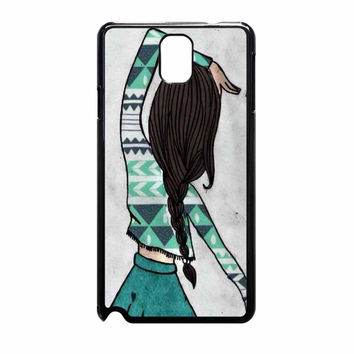 Best Friends Girls A Samsung Galaxy Note 3 Case
