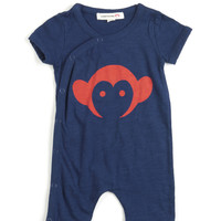Appaman Baby Hocky Romper in Galaxy - FINAL SALE