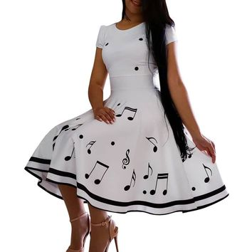 New! Your Women's Chorus Would Look So Cute In This Dress!