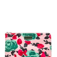 """Marc by Marc Jacobs Jerrie Rose 13"""" Zip Cutout Case in Pink"""