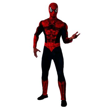 MARVEL DELUXE SPIDER-MAN JUMPSUIT ADULT COSTUME