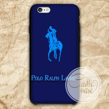 polo ralph lauren iPhone 4/4S, 5/5S, 5C Series Hard Plastic Case