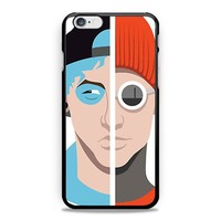 21 Pilots Josh and Tyler iPhone 6 plus / 6s plus Case Ship From USA