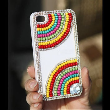 FREE WORLDWIDE SHIPPING iPhone 4S 4 case by bestphonecases on Etsy