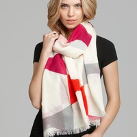 kate spade new york Bow Tie Party Scarf | Bloomingdale's