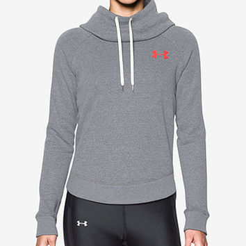 Under Armour Favorite Fleece Logo Hoodie | macys.com