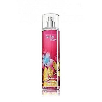 SHIP BY USPS Bath and Body Works Fine Fragrance Mist, Amber Blush, 8.0 Fl Oz