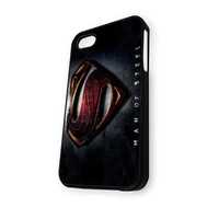 Awesome Superman Man Of Steel iPhone 5/5S Case