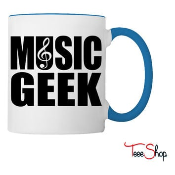 Music Geek Coffee & Tea Mug