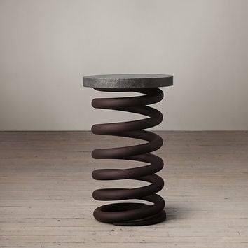 Industrial Coil Stool