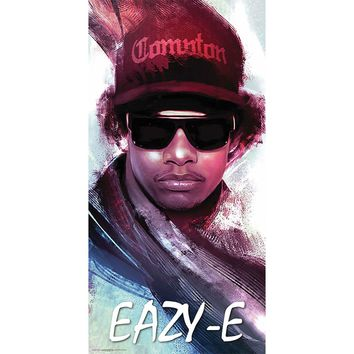 Eazy E Domestic Poster