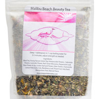Malibu Beach Beauty Tea