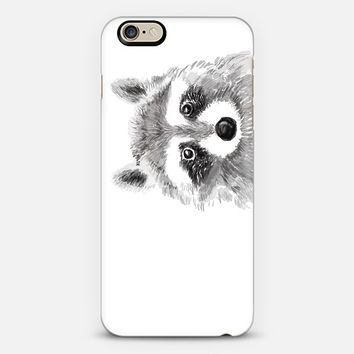 Raccoon iPhone 6 case by Triple Studio | Casetify