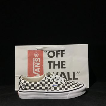 """Vans ERA """"OFF THE WALL"""" Running Sport Casual Shoes"""