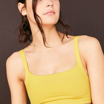 Without Walls Scoop Neck Sports Bra - Urban Outfitters