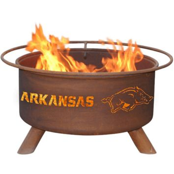 Arkansas Steel Fire Pit by Patina Products