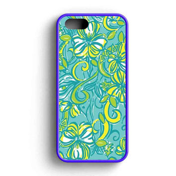 Lilly Pulitzer Delta Delta Delta  iPhone 5 Case iPhone 5s Case iPhone 5c Case