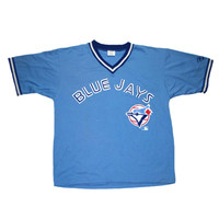 Vintage #3 Toronto Blue Jays Jersey Shirt Made in USA Mens Size Medium