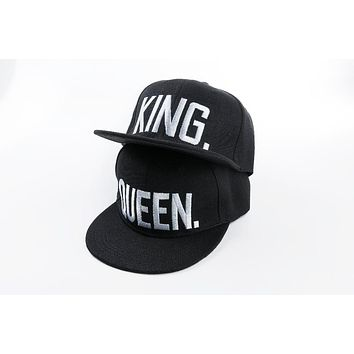 FREE King & Queen Snapback Hat Giveaway