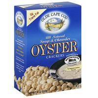 Olde Cape Cod Crackers, Oyster (12x8 Oz)