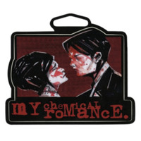 My Chemical Romance Three Cheers Sticker
