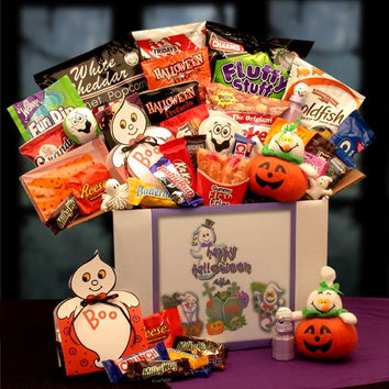 Halloween Boo Box Care Package