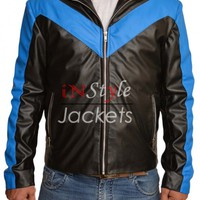 Danny Shepherd The Witcher 3 Nightwing Jacket – In Style Jackets