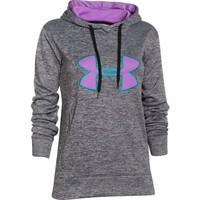 Under Armour® Women's Big Logo Appliqué Twist Hoodie