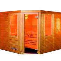 Finnish sauna BL-120 by BEAUTY LUXURY