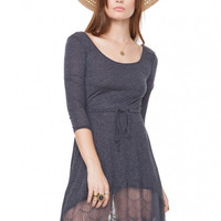 Sugarlips Midnight Valley Dress