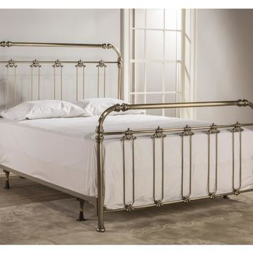 104349 Samantha Bed Set - King - Bed Frame Included