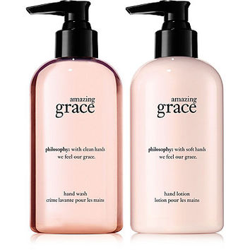 Philosophy Amazing Grace Hand Care Duo | Ulta Beauty