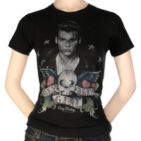 Juniors: Cry Baby - Tattoo T-shirts at AllPosters.com