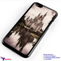 Cinderella Castle Walt Disney World - Personalized iPhone 7 Case, iPhone 6/6S Plus, 5 5S SE, 7S Plus, Samsung Galaxy S5 S6 S7 S8 Case, and Other