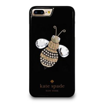 kate spade diamond bee iphone 7 plus case cover  number 1