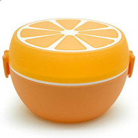 Orange / Lemon Bento Lunch Box